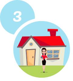 Ingatlan értékbecslés folyamata - 3. lépés