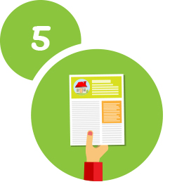 Ingatlan értékbecslés folyamata - 5. lépés